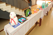 I S D English School-Art Exhibition
