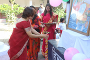 Kendriya Vidyalaya No 1- Lighting the lamp