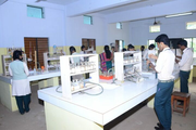 Lords Public School- Chemistry Lab