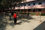 Prograssive English School Wadi Huda-Badminton Court
