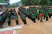 Rajiv Gandhi National School-Assembly