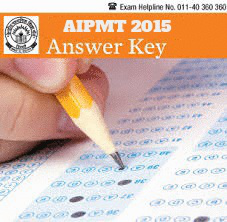 AIPMT 2015 Answer Key