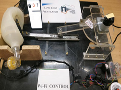 IIT Mandi Teams Develop Low-Cost Portable Ventilators