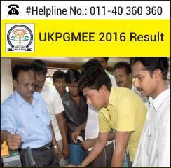 UKPGMEE 2016 Result