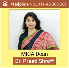 Dr. Preeti Shroff appointed as MICA Dean
