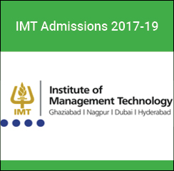 IMT announces admissions 2017-19; changes introduced in selection procedure