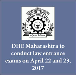 MH CET Law 2017: DHE Maharashtra to conduct LLB entrance tests on April 22 and 23