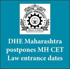 MH CET Law 2017: DHE Maharashtra postpones law entrance exams