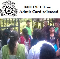 MH CET Law 2017: DHE Pune releases admit card on May 10