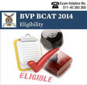 BVP BCAT 2014 Eligibility