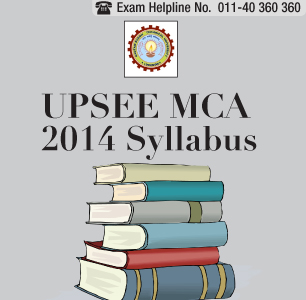 UPTU-UPSEE MCA 2014 Syllabus