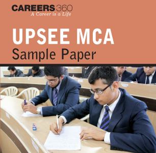 UPTU-UPSEE MCA 2014 Sample Paper