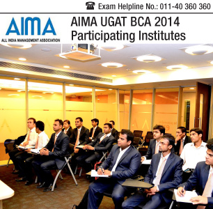 AIMA UGA BCA 2014 Participating Institutes
