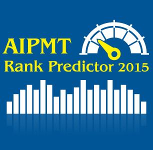 AIPMT 2015 Rank Predictor