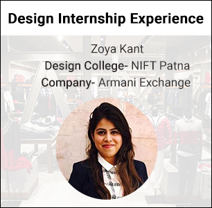 Design Internship Experience: How NIFT Patna student Zoya Kant learnt to integrate theory and practice