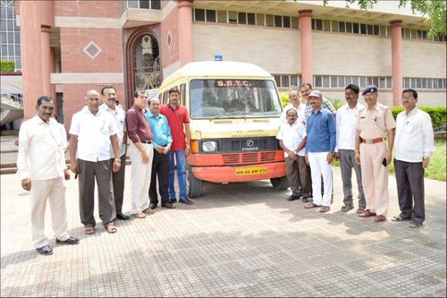 Swami Ramanand Teerth Marathwada University, Nanded - courses, fee