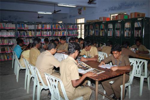 Srinivasa Polytechnic College, Pudukkottai - courses, fee