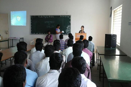 Paavendhar College of Arts and Science, Attur - courses, fee, cut