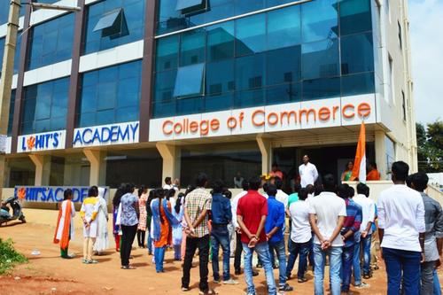 Lohit's Academy College of Commerce, Bangalore - courses
