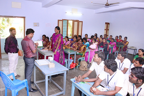 Christian College of Education, Perambalur - courses, fee
