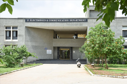 Government Engineering College, Gandhinagar - courses, fee, cut off
