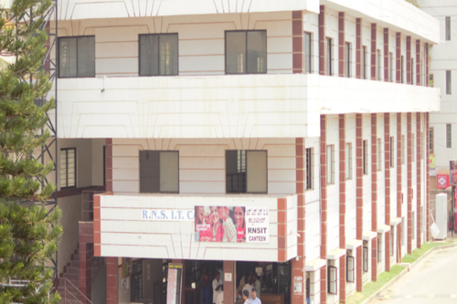 RNS Institute of Technology, Bangalore - courses, fee, cut off