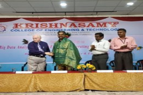 Krishnasamy college of engineering and technology logo — 2