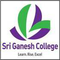 Sri Ganesh College of Arts and Science, Salem