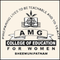 AMG College of Education for Women, Bheemunipatnam