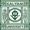 University of Kalyani, Kalyani