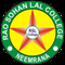 Rao Sohan Lal College, Neemrana