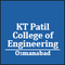 KT Patil College of Engineering, Osmanabad