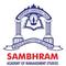 Sambhram Academy of Management Studies, Bangalore