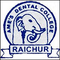 AMEs Dental College and Hospital, Raichur