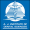 AJ Institute of Dental Sciences, Mangalore