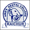 Academy of Medical Education's Dental College and Hospital, Raichur