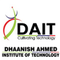 Dhaanish Ahmed Institute of Technology, Coimbatore