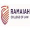 MS Ramaiah College of Law, Bangalore