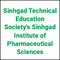 Sinhgad Technical Education Society's Sinhgad Institute of Pharmaceutical Sciences, Lonavala