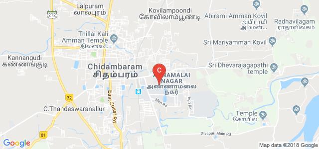Annamalai University, Annamalai Nagar