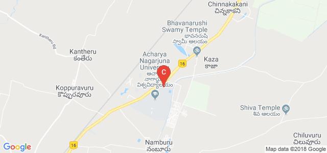 Acharya Nagarjuna University, Guntur