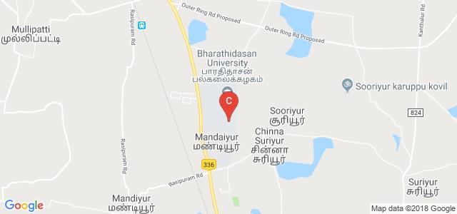Bharathidasan University, Tiruchirappalli