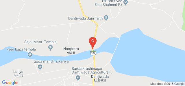 Sardarkrushinagar Dantiwada Agricultural University, Sardarkrushinagar