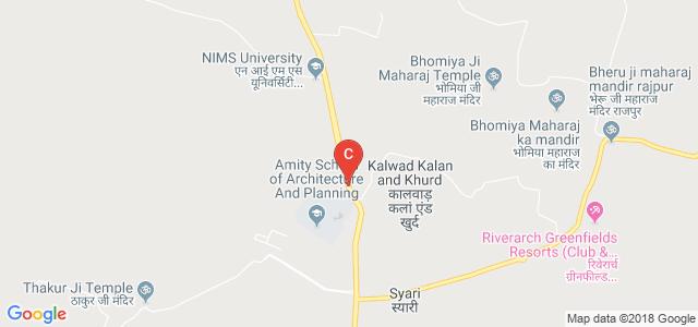 Amity University, Jaipur