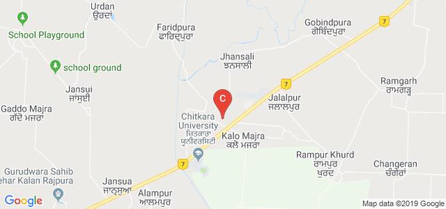 Chitkara University, Patiala