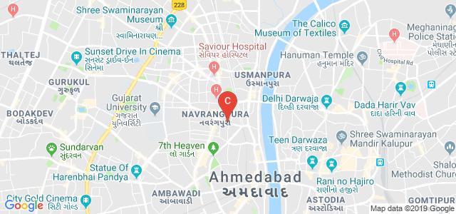 CEPT University, Ahmedabad