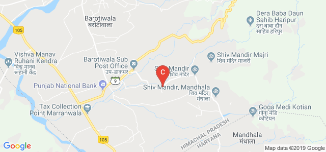 Chitkara University, Himachal Pradesh