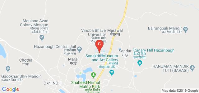 Vinoba Bhave University, Hazaribagh