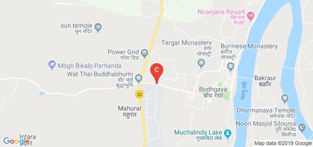 Magadh University, Bodhgaya