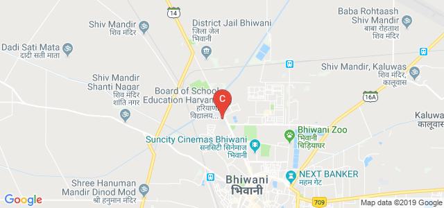 Ch Bansi Lal University, Bhiwani